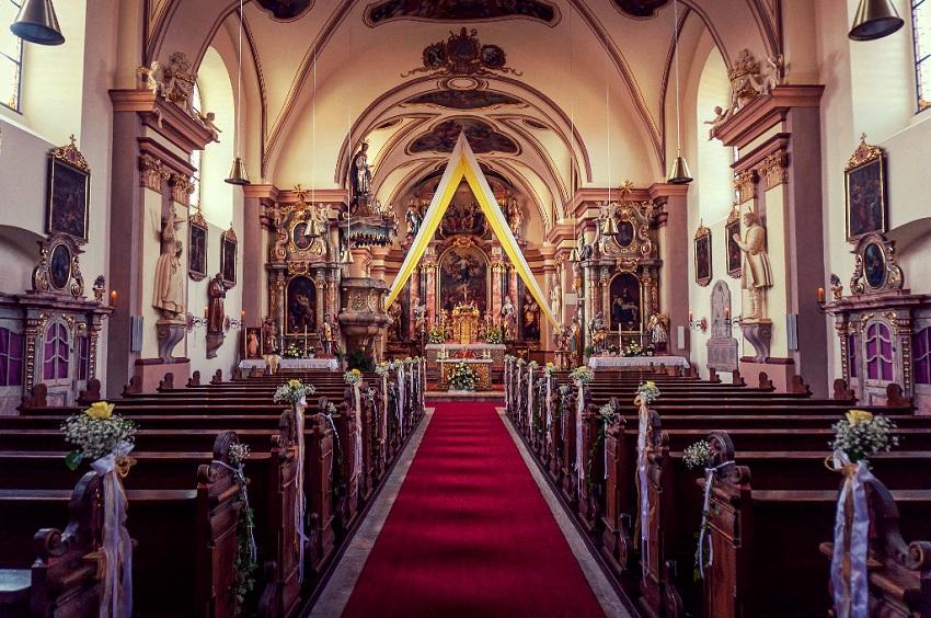 Kirche Mariä Himmelfahrt  - Stefan Jäger
