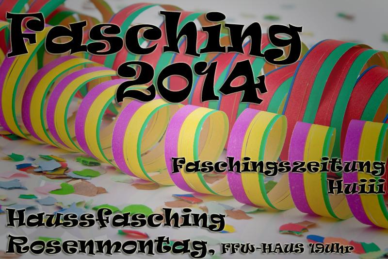 FaschingNET2014